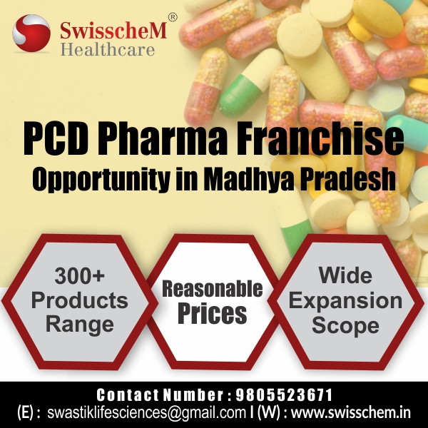PCD PCD Franchise for Anti-Allergy Medicines in Madhya Pradesh