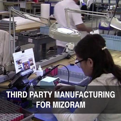Third Party Manufacturer in Mizoram