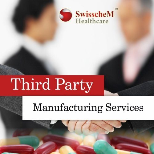 Third Party Manufacturer in Mumbai