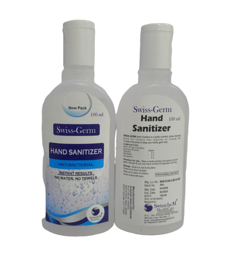 Hand Sanitizer for Pharma Franchise