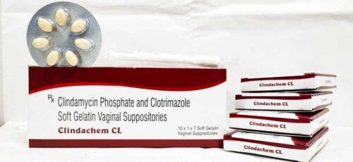CLINDACHEM-CL CAPSULES