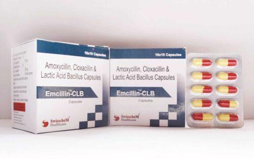 EMCILLIN CLB CAPS