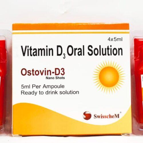 OSTOVIN-D3 NANO SHOTS