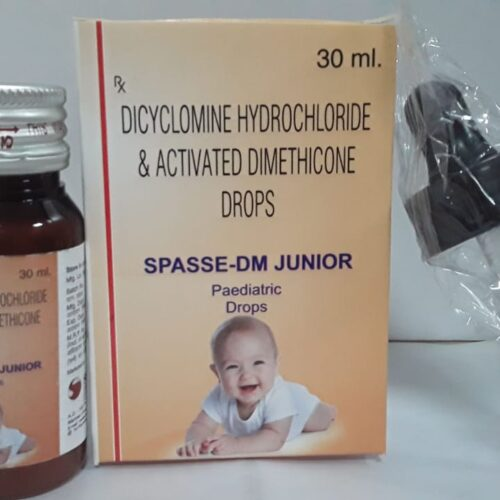 SPASSE-DM JUNIOR DROP