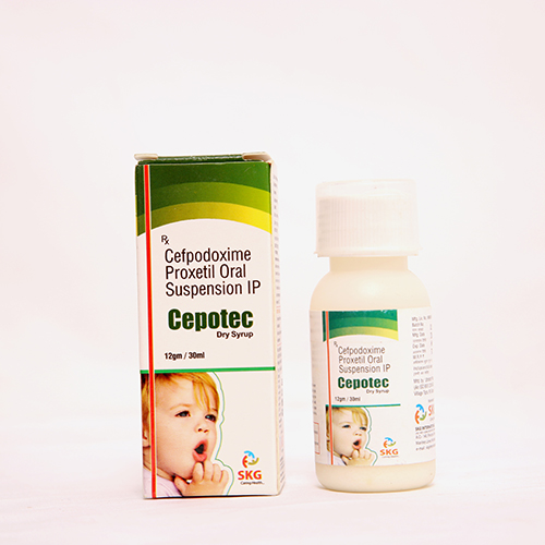 Cepotec Dry Syrup